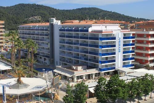 Туры в Санта Сусанна Испания отели 3* на Коста дель Маресме
