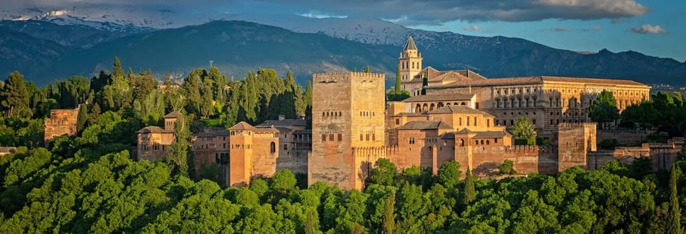 Экскурсионные туры в Испанию Андалусия