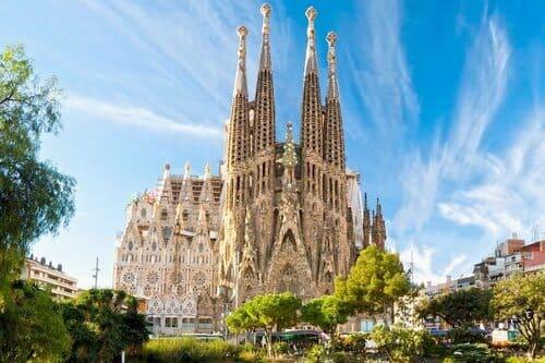 Экскурсионные туры в Испанию Барселону