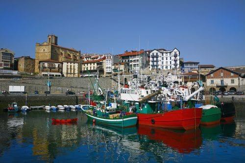 Туры в Испанию на Коста Баска