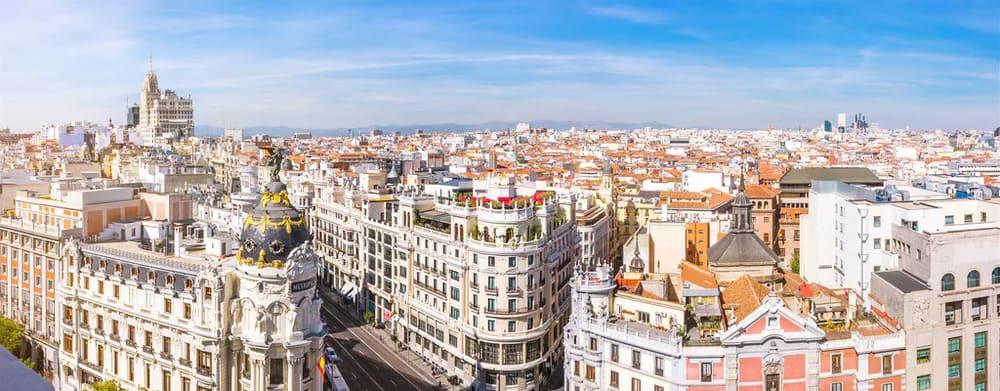 Экскурсионные туры в Мадрид Испанию