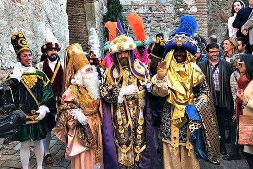 Туры в Испанию зимой