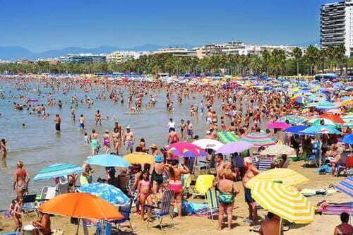 Туры в Испанию летом